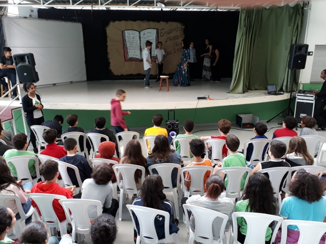 Semana de Literatura do Ensino Fundamental II